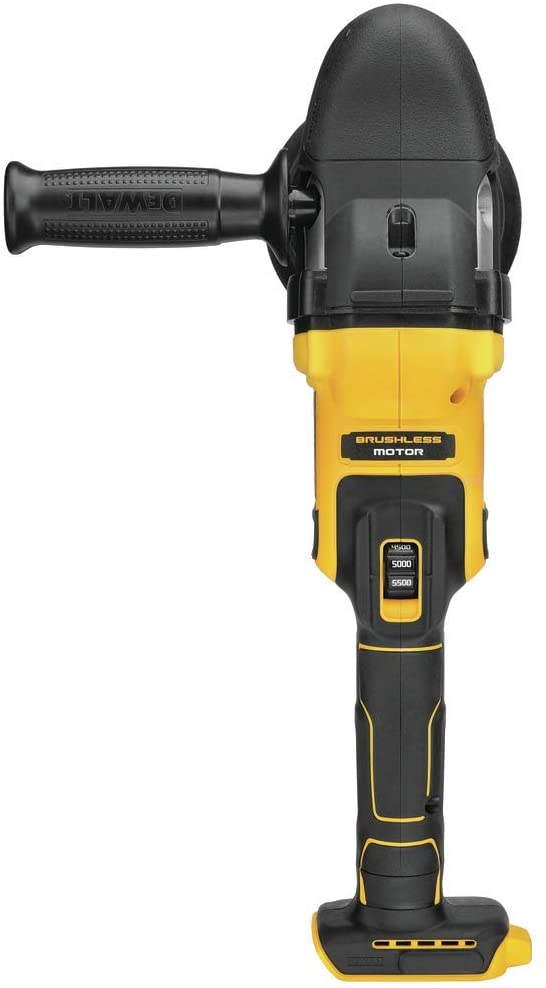 DEWALT DCM84B 20V Cordless Random Orbit Polisher