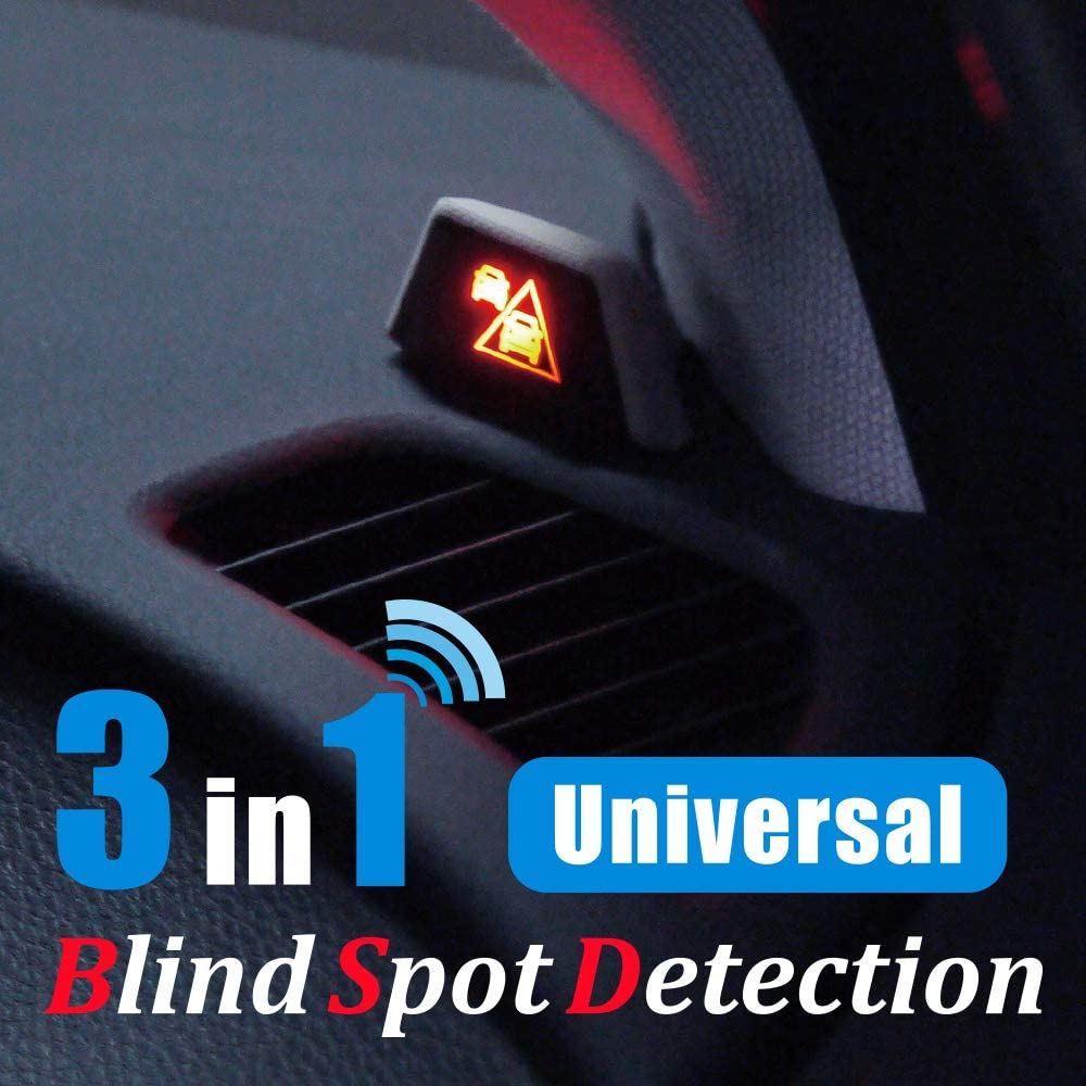 Universal Blind Spot Detection