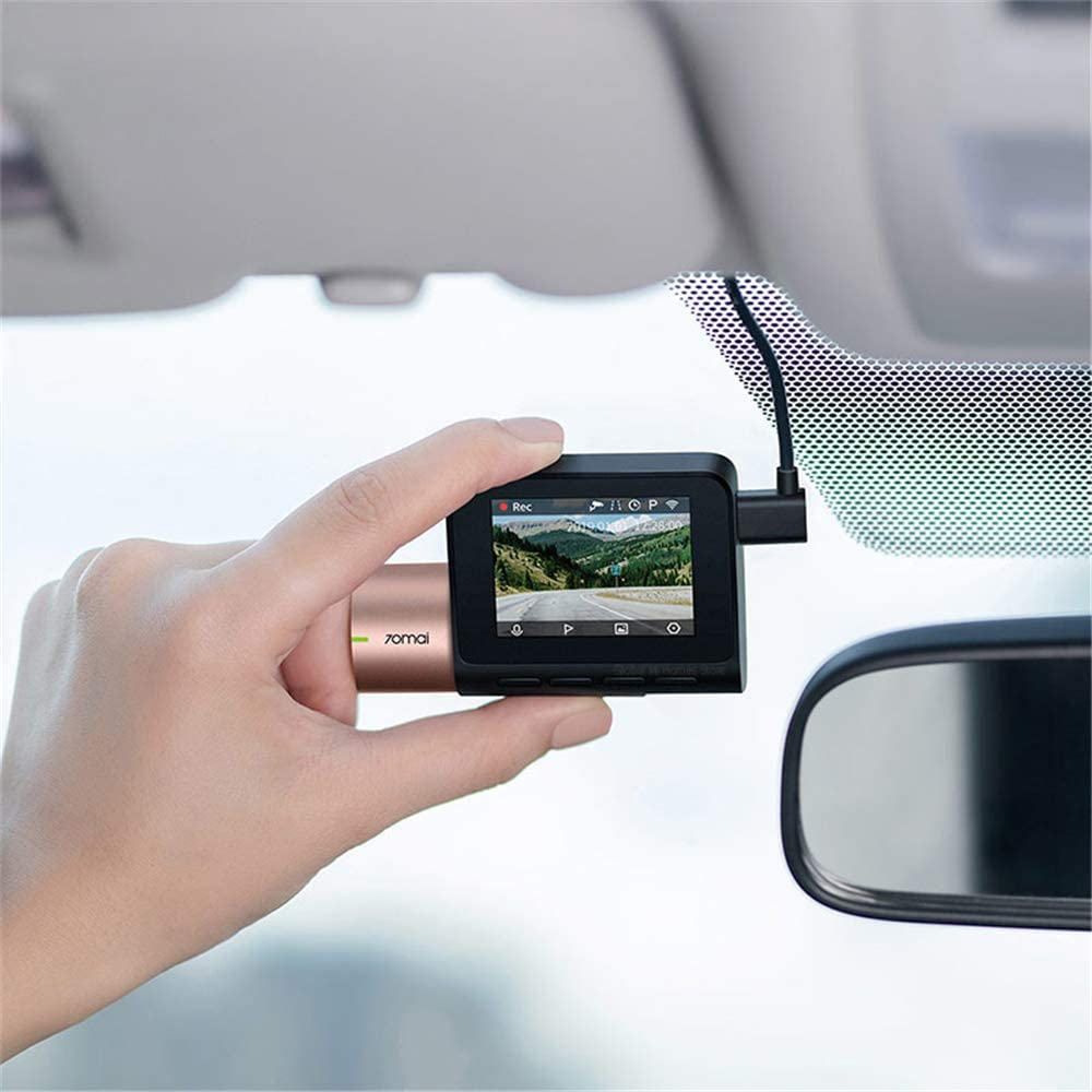 70mai Dash Cam Lite Features