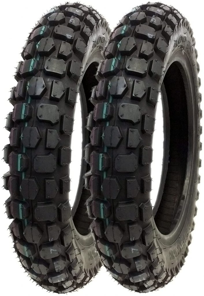MMG Knobby Tires specs
