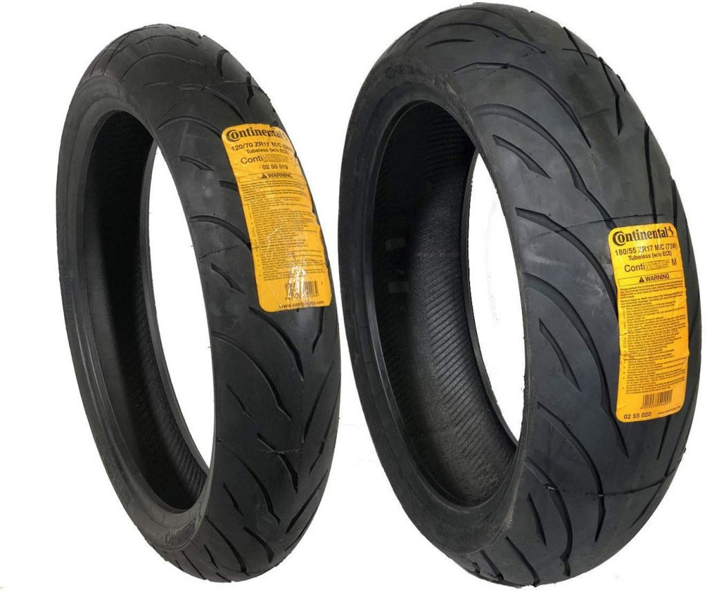 Continental Motion Touring Tire