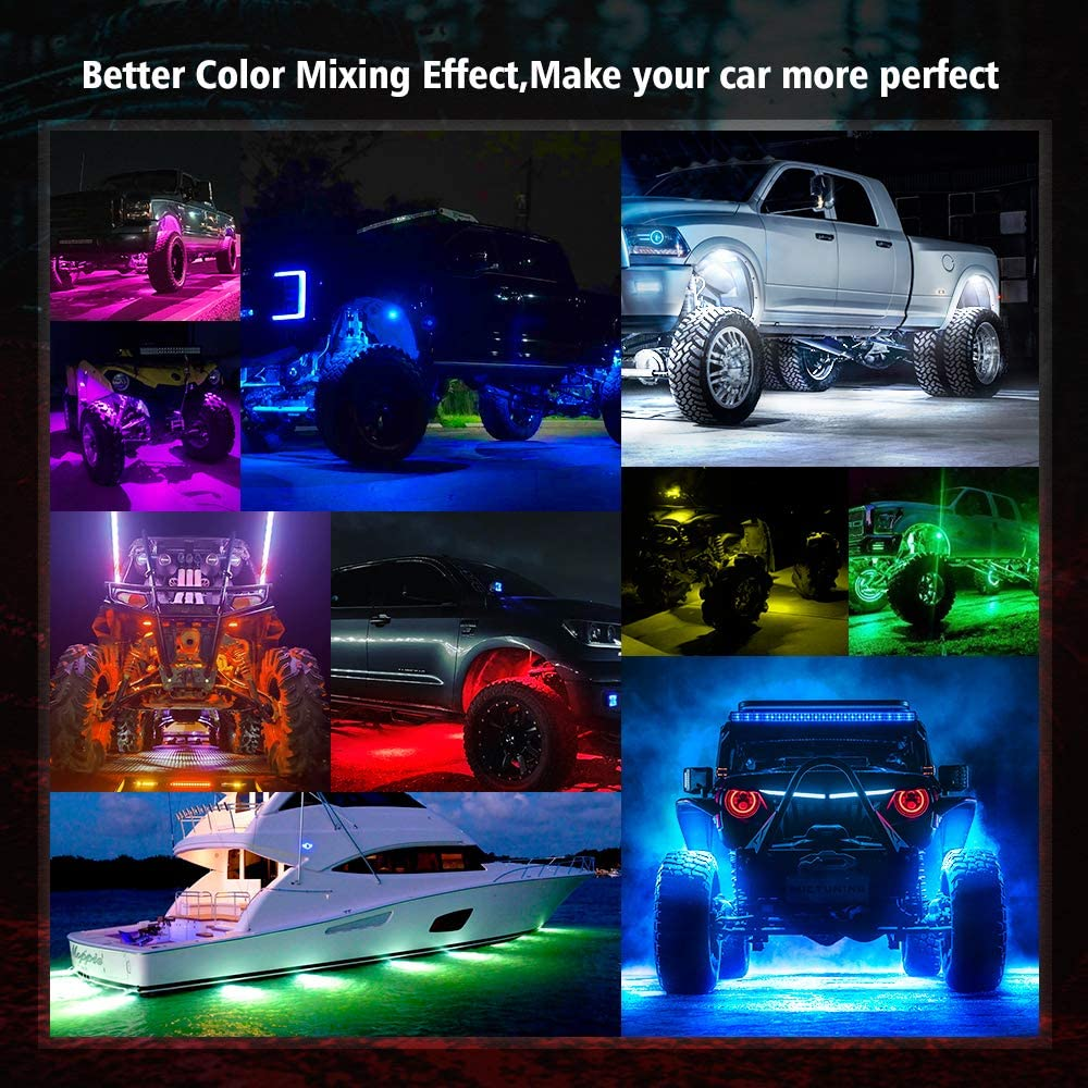 Best Underglow Kit