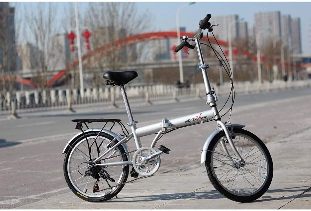 IDS Online 20in Folding Compact Bicycle