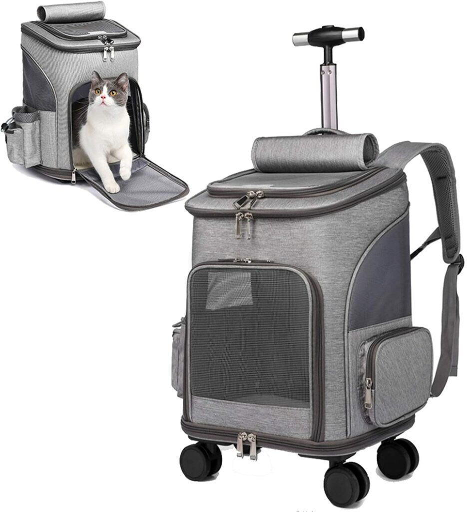 MOV COMPRA Wheeled Pet Carrier
