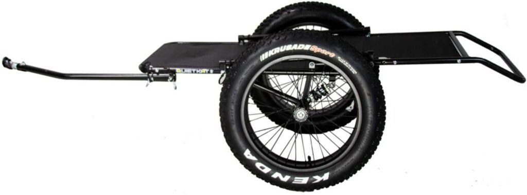Two Wheel Electric Cart